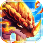 Dragon x Dragon -City Sim Game v 1.5.28 Hack MOD APK (Unlimited Coins / Jewels / Foods)