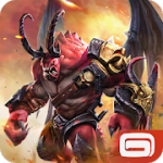 Dungeon Hunter 4 v 2.0.1f Hack MOD APK (Gold coins / diamonds)