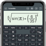 HiEdu Scientific Calculator Fx-570vn Plus 3.9.2 APK Ad-Free