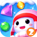 Ice Crush 2 v 1.9.9 Hack MOD APK (Infinite Gold / Coin / Adfree)