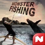 Monster Fishing 2019 v 0.1.53 Hack MOD APK (Money)