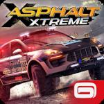 Asphalt Xtreme Rally Racing v 1.8.0g APK + Hack MOD (money)