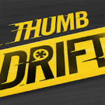 Thumb Drift — Fast & Furious Car Drifting Game v 1.4.85 Hack MOD APK (money)