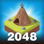 Age of 2048 Civilization City Building Games v 1.6.7 Hack MOD APK (Every IAP is free)
