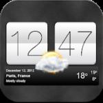 Sense V2 Flip Clock & Weather 4.98.51 APK