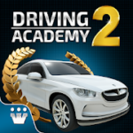 Driving Academy 2: Drive & Park Cars Test Simulator v 1.1 APK + Hack MOD (Money / Unlocked)