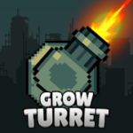 Grow Turret – Idle Clicker Defense v 7.3 Hack MOD APK (Money)
