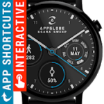 Ksana Sweep Watch Face for Android Wear OS 1.5.8 APK Paid