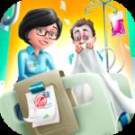 My Hospital Build. Farm. Heal v 1.1.91 APK + Hack MOD (Unlimited Coins / hearts)