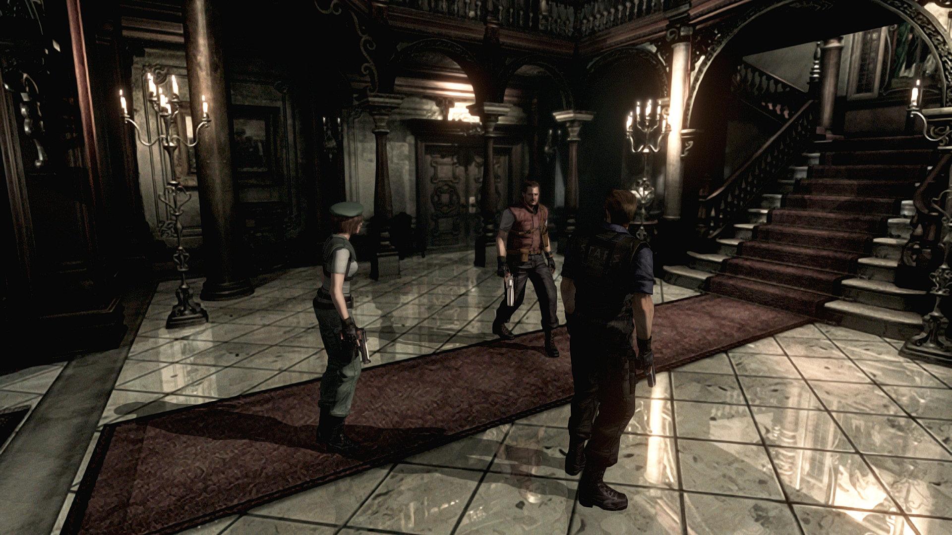 Resident Evil 2v
