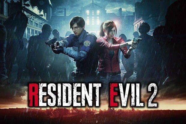 Resident Evil 2w
