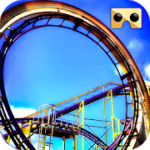 Roller Coaster VR: Ultimate Free Fun Ride v 3.2 Hack MOD APK (Unlock all modes)