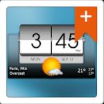 3D Flip Clock & Weather 5.00.08 APK Paid