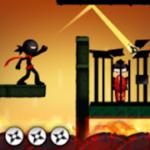 Amazing Stickman Ninja v 1.1 APK + Hack MOD (Money)