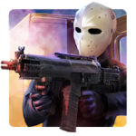 Armed Heist Ultimate Third Person Shooting Game v 1.1.18 Hack MOD APK (character is invincible)