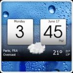 Digital clock & world weather 5.00.07 APK