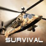 Gunship War Total Battle v 1.1.4 APK + Hack MOD (Unlimited Gold Coins / Diamonds)