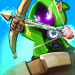 King Of Defense Battle Frontier (Merge TD) v 1.19 Hack MOD APK (Free Shopping)