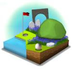OK Golf 2.2.0 APK + Hack MOD (Stars / Unlocked)