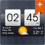 Sense Flip Clock & Weather 5.00.07 APK Paid