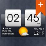Sense Flip Clock & Weather 5.00.09 Paid