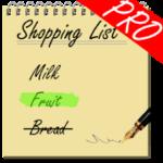 Shopping List+ 1.0.11 APK