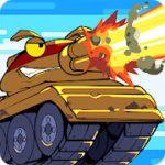 Tank Heroes – Tank Games APK + Hack MOD (Free Shopping)