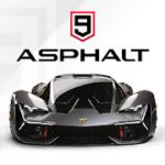 Asphalt 9 Legends – 2019's Action Car Racing Game v 1.8.1a Hack MOD APK (money)