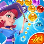 Bubble Witch 2 Saga v 1.106.0.4 hack mod apk (Boosters / Lives / Moves)