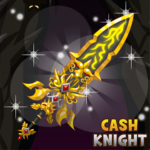 Cash Knight – Finding my manager ( Idle RPG ) v 1.120 Hack MOD APK (Money / High Attack)