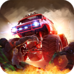 Fanatic Truck Hit Zombies v 1.1.1 apk + hack mod (Money / Bullets)