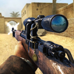 Gun Strike Shooting Games v 1.7.6 apk + hack mod (Free Shopping)