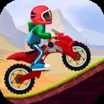Stunt Moto Racing v 2.1.3913 apk + hack mod (Ad-free unlocking motorcycle)