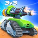 Tanks A Lot! – Realtime Multiplayer Battle Arena v 2.2 Hack MOD APK (Money)