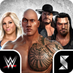 WWE Champions 2019 v 0.391 hack mod apk (No Cost Skill / One Hit)
