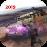 Zombie World – Racing Game apk + hack mod (money / bullets)