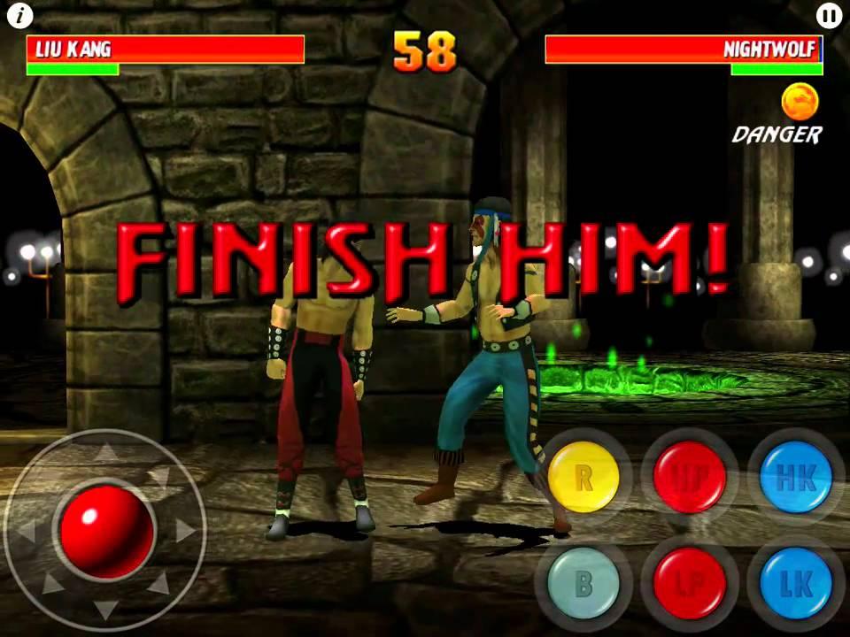 Ultimate Mortal Kombat 3 apk + hack mod - APK PRO