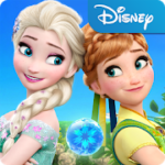 Frozen Free Fall v 8.2.1 Hack MOD APK (Infinite Lives / Boosters / Unlock)