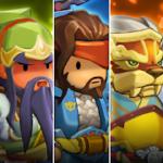 Kingdom Story Brave Legion v 2.42.1.KG Hack MOD APK (God mode / Massive dmg)