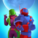 Space Pioneer Multiplayer PvP Alien Shooter v 1.9.0 Hack MOD APK (money)