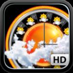eWeather HD weather hurricanes, alerts, radar v7.9.3 APK Paid