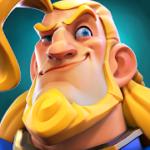 Brave Conquest v 1.2.0 hack mod apk (DMG / DEFENSE MULTIPLE)