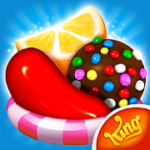 Candy Crush Saga v 1.158.1.1 Hack MOD APK (Infinite Lives & More)