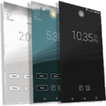 Final Interface launcher animated weather Pro v 2.18.18 APK