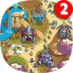 Kingdom Defense 2 Empire Warriors – Tower defense v 1.4.0 Hack MOD APK (Money)