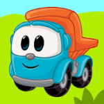 Leo the Truck and cars Educational toys for kids v 1.0.15 APK Unlocked