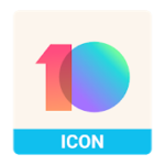 MIUI 10 Icon Pack v1.6 APK Patched