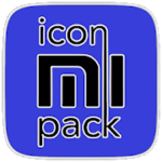 MIUI FLUO ICON PACK v 1.5 APK Patched