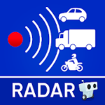 Radarbot Free Speed Camera Detector & Speedometer Pro v 6.61 APK