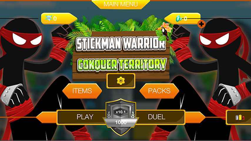 Stickman Warrior Conquer Territory hack mod apk (Free Shopping) for